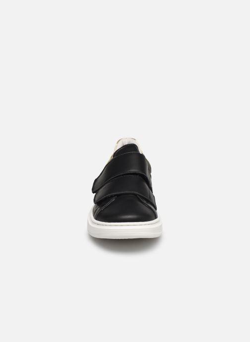 Baskets Yep Elodie Noir vue portées chaussures