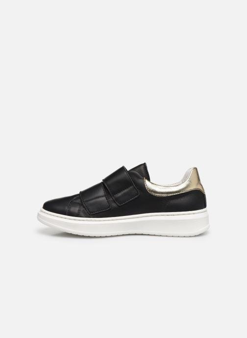 Sneakers Yep Elodie Zwart voorkant