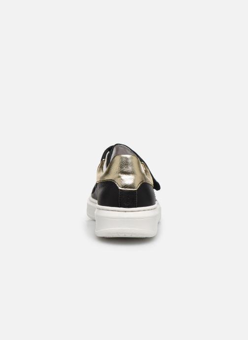 Sneaker Yep Elodie schwarz ansicht von rechts