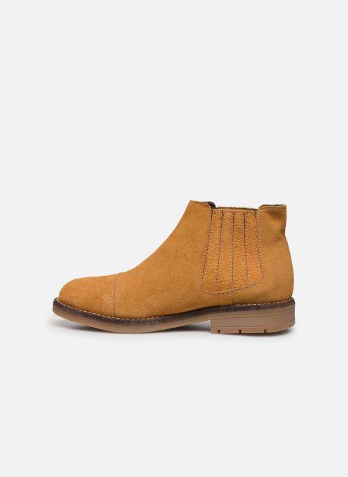 Bottines et boots Yep Filicia Marron vue face