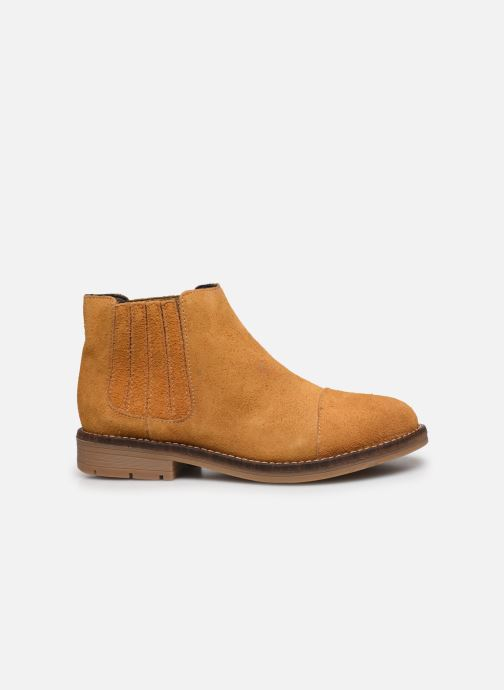 Bottines et boots Yep Filicia Marron vue derrière