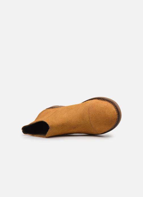 Bottines et boots Yep Filicia Marron vue gauche