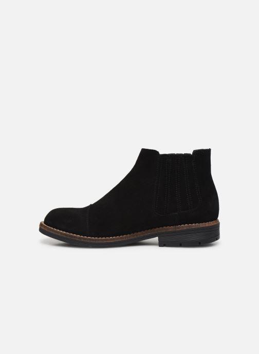 Bottines et boots Yep Filicia Noir vue face