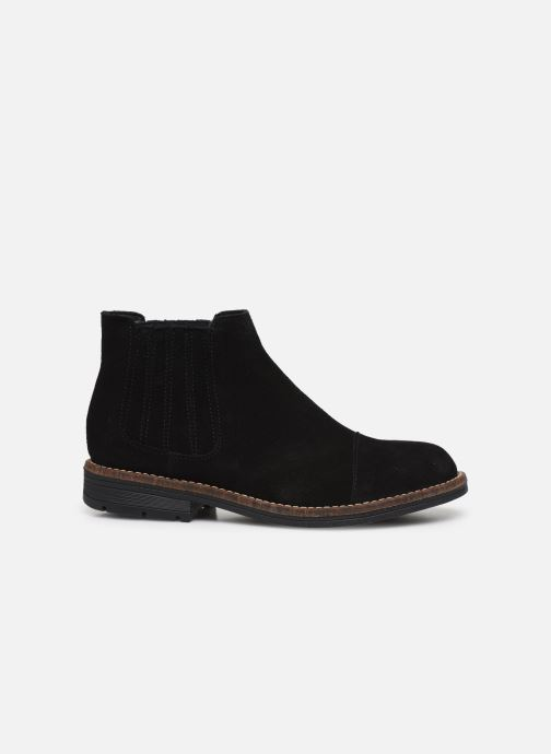 Bottines et boots Yep Filicia Noir vue derrière
