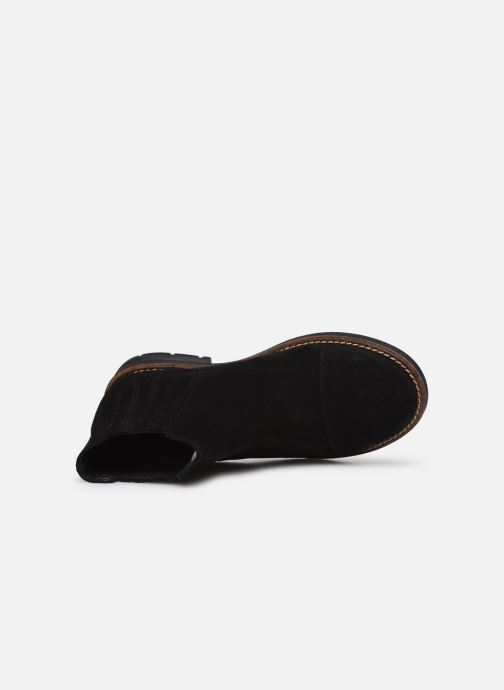 Bottines et boots Yep Filicia Noir vue gauche