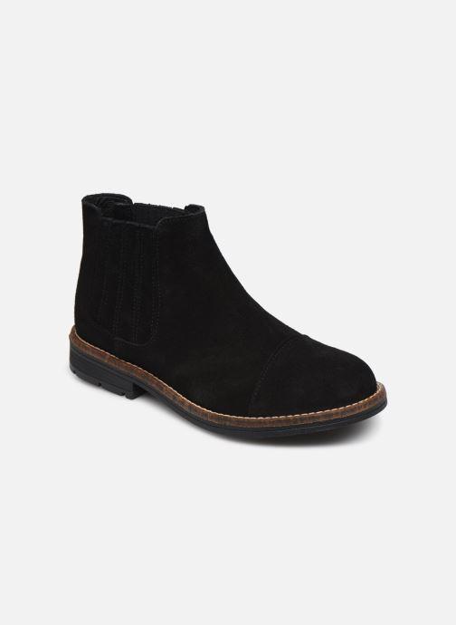 Bottines et boots Yep Filicia Noir vue détail/paire