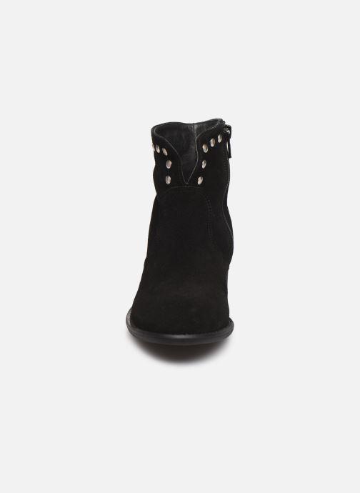 Bottines et boots Yep Florus Noir vue portées chaussures