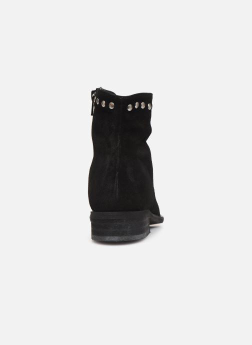 Bottines et boots Yep Florus Noir vue droite