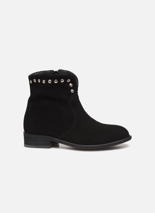 Bottines et boots Yep Florus Noir vue derrière