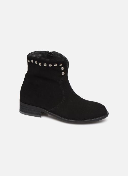 Bottines et boots Yep Florus Noir vue détail/paire
