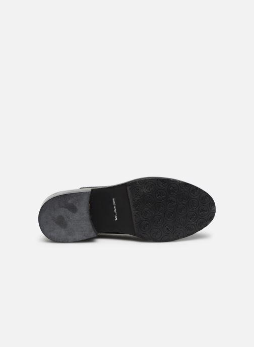 Chaussures à lacets Yep Gemma Noir vue haut