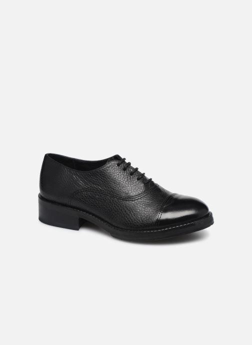 Zapatos con cordones Yep Gemma Negro vista de detalle / par