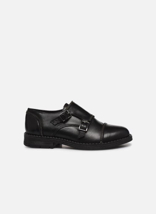Zapatos con cordones Yep Heloise Negro vistra trasera