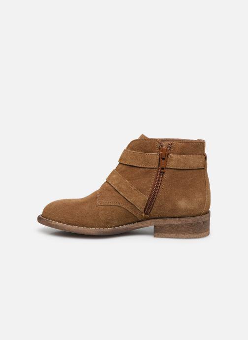 Bottines et boots Yep Maya(1363) Marron vue face