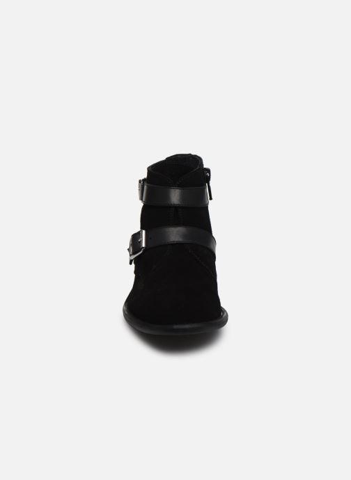 Bottines et boots Yep Maya(1363) Noir vue portées chaussures