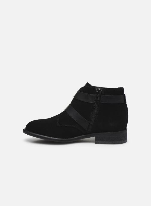Bottines et boots Yep Maya(1363) Noir vue face