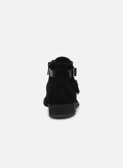 Bottines et boots Yep Maya(1363) Noir vue droite