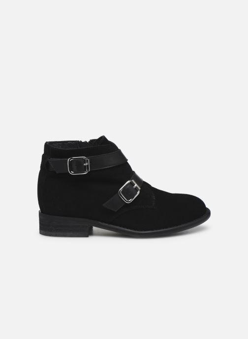 Bottines et boots Yep Maya(1363) Noir vue derrière