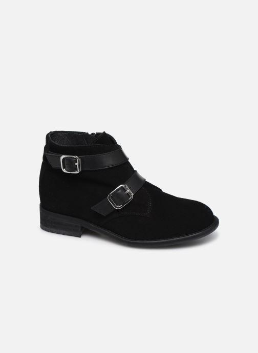 Bottines et boots Yep Maya(1363) Noir vue détail/paire