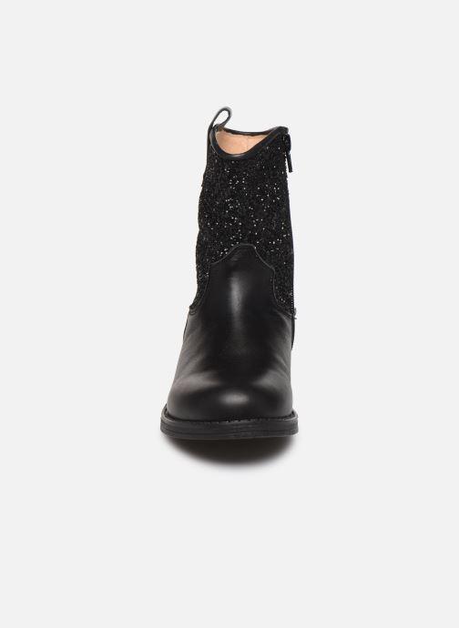 Boots en enkellaarsjes Yep Monique Zwart model