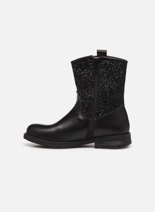 Boots en enkellaarsjes Yep Monique Zwart voorkant