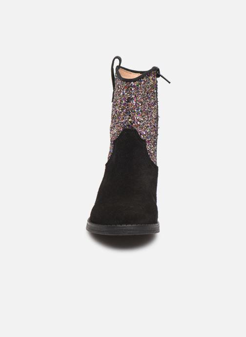 Ankle boots Yep Monique Black model view