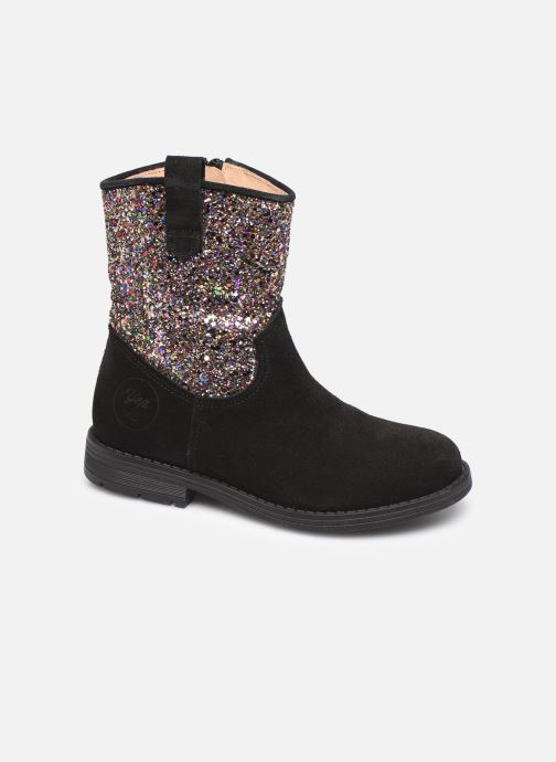 Ankle boots Yep Monique Black detailed view/ Pair view