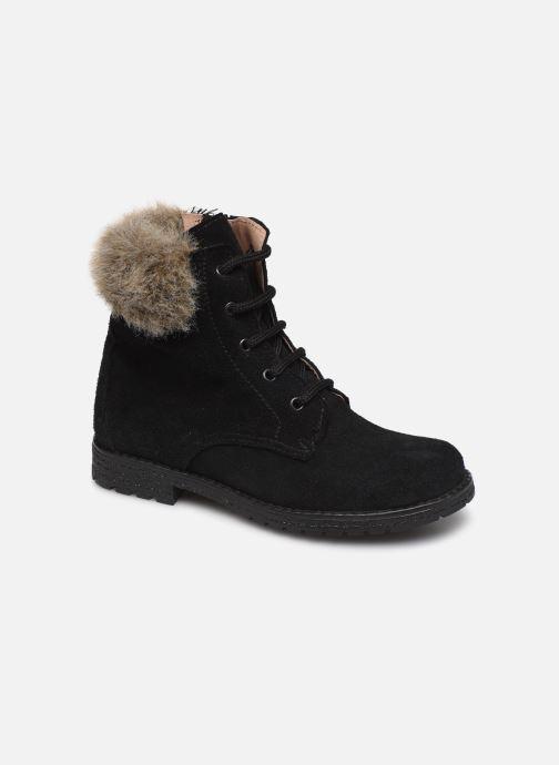 Bottines et boots Yep Pola Noir vue détail/paire