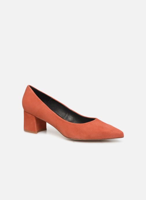 Pumps Humat Elena Salon B Rood detail