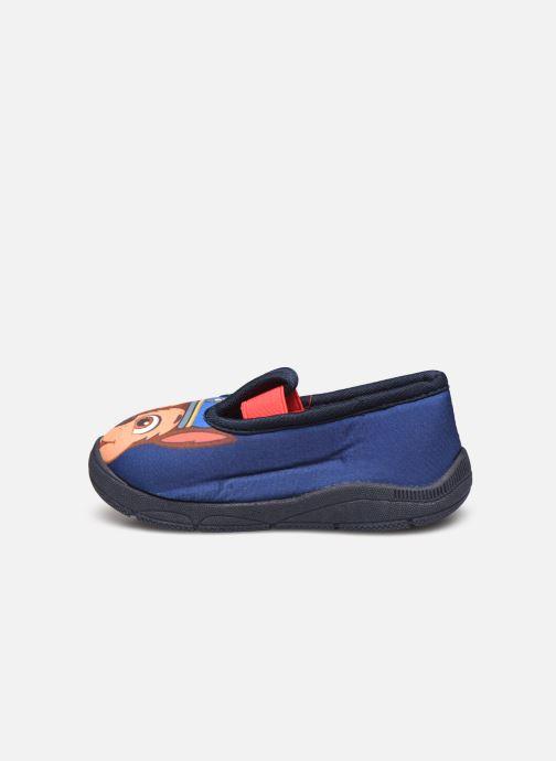 Pantoffels Pat Patrouille Scalp Blauw voorkant