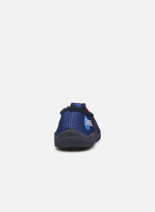 Pantoffels Pat Patrouille Scalp Blauw rechts