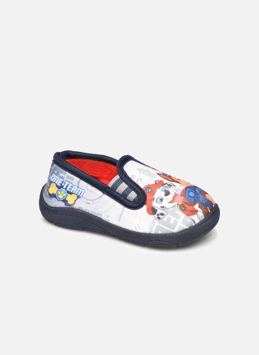 Hjemmesko Pat Patrouille Scalp Grå detaljeret billede af skoene
