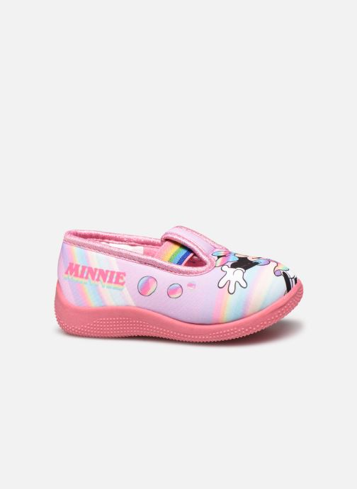 Chaussons Mickey Mouse Savigny Rose vue derrière