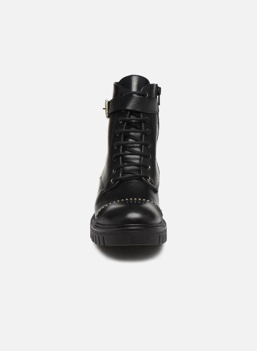 Bottines et boots Jonak 068-MAGNO Noir vue portées chaussures