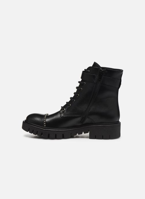 Bottines et boots Jonak 068-MAGNO Noir vue face