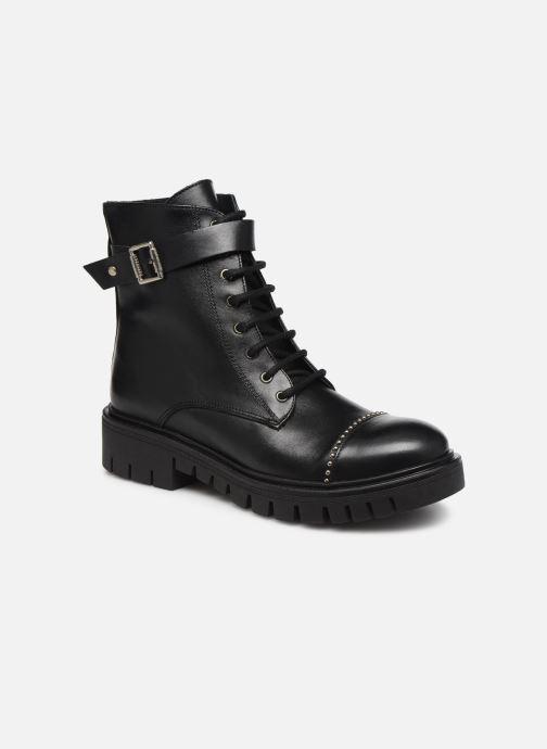 Bottines et boots Jonak 068-MAGNO Noir vue détail/paire