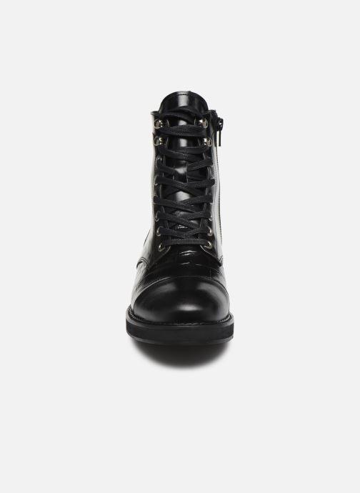 Bottines et boots Jonak 225-ALONG Noir vue portées chaussures