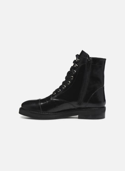 Bottines et boots Jonak 225-ALONG Noir vue face