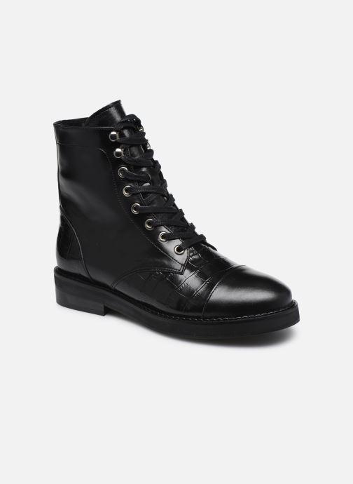 Bottines et boots Jonak 225-ALONG Noir vue détail/paire