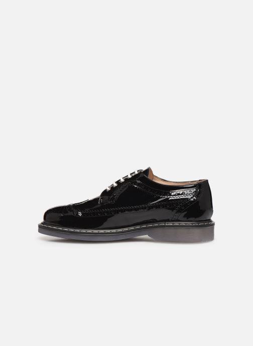 Chaussures à lacets Jonak 225-AXIAL Noir vue face