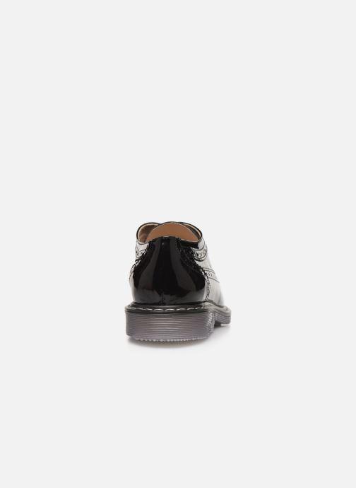 Chaussures à lacets Jonak 225-AXIAL Noir vue droite