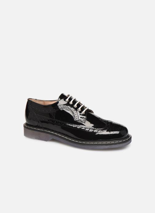 Chaussures à lacets Jonak 225-AXIAL Noir vue détail/paire