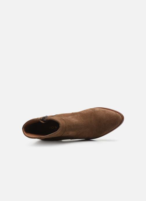 Bottines et boots Jonak 264-DECAPOLIS Marron vue gauche