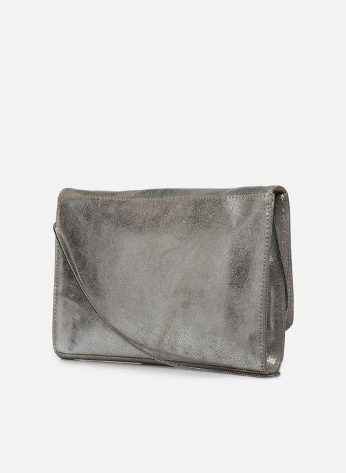 Bolsos de mano Jonak 403-SAMY Plateado vista lateral derecha