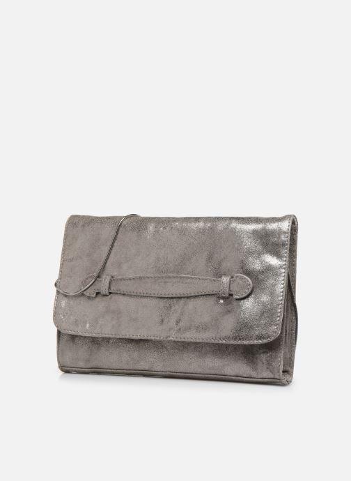 Handtaschen Jonak 403-SAMY silber schuhe getragen