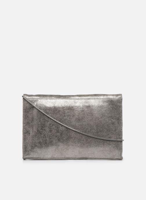 Handtaschen Jonak 403-SAMY silber ansicht von vorne