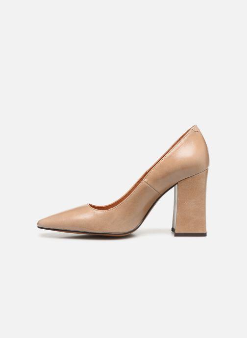 Zapatos de tacón Jonak 429-BALZAC Beige vista de frente