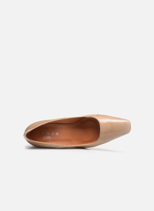 Zapatos de tacón Jonak 429-BALZAC Beige vista lateral izquierda