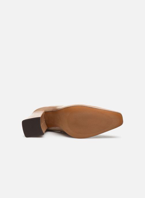 Zapatos de tacón Jonak 429-BALZAC Beige vista de arriba