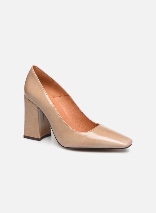 Zapatos de tacón Jonak 429-BALZAC Beige vista de detalle / par